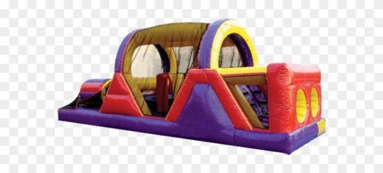 30ft Backyard Obstacle Course $225