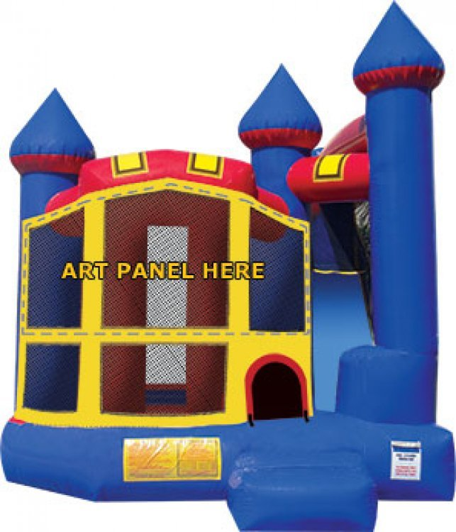 Backyard Castle Combo $175